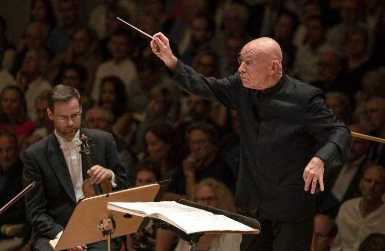 Konzerthaus Berlin, Christoph Eschenbach, Gustav Mahler