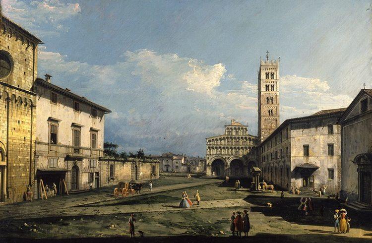Bernardo Bellotto 1740. Viaggio in Toscana - Fondazione Ragghianti