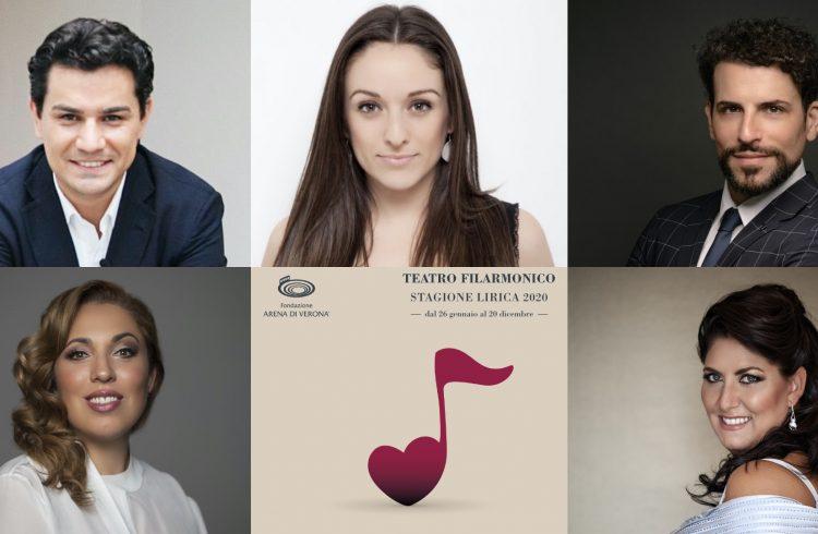 Teatro Filarmonico di Verona - Stagione 2020