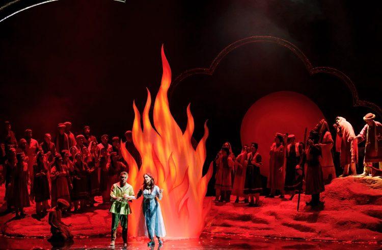 I pescatori di perle - Bizet - Teatro Regio Torino