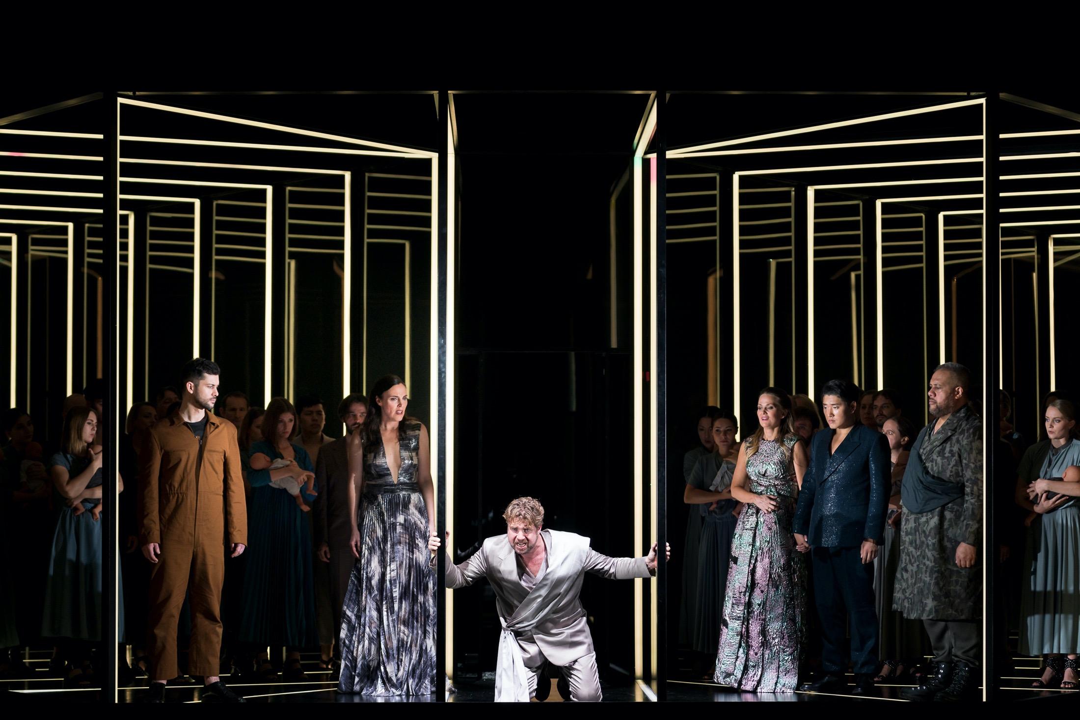 Clemenza di Tito - Theater an der Wien