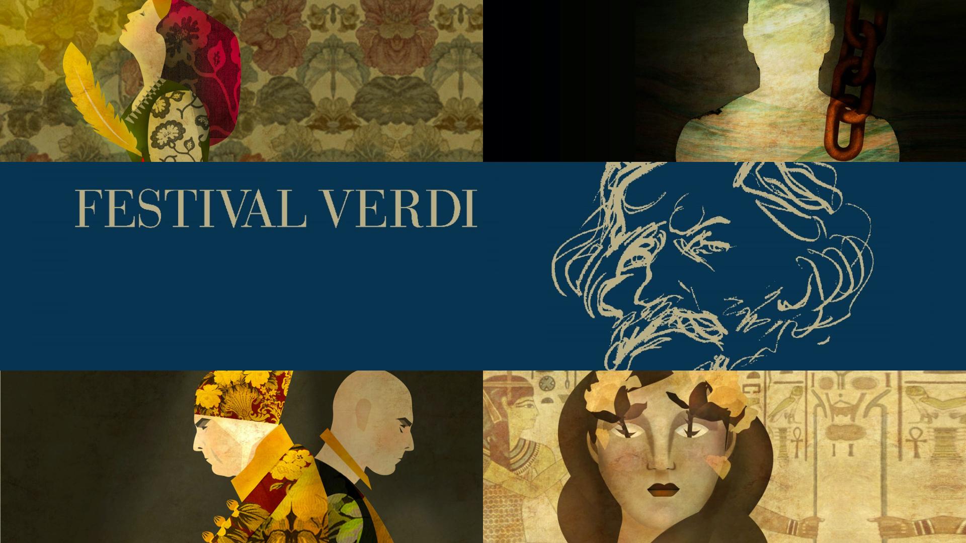 Festival Verdi - Parma e Busseto