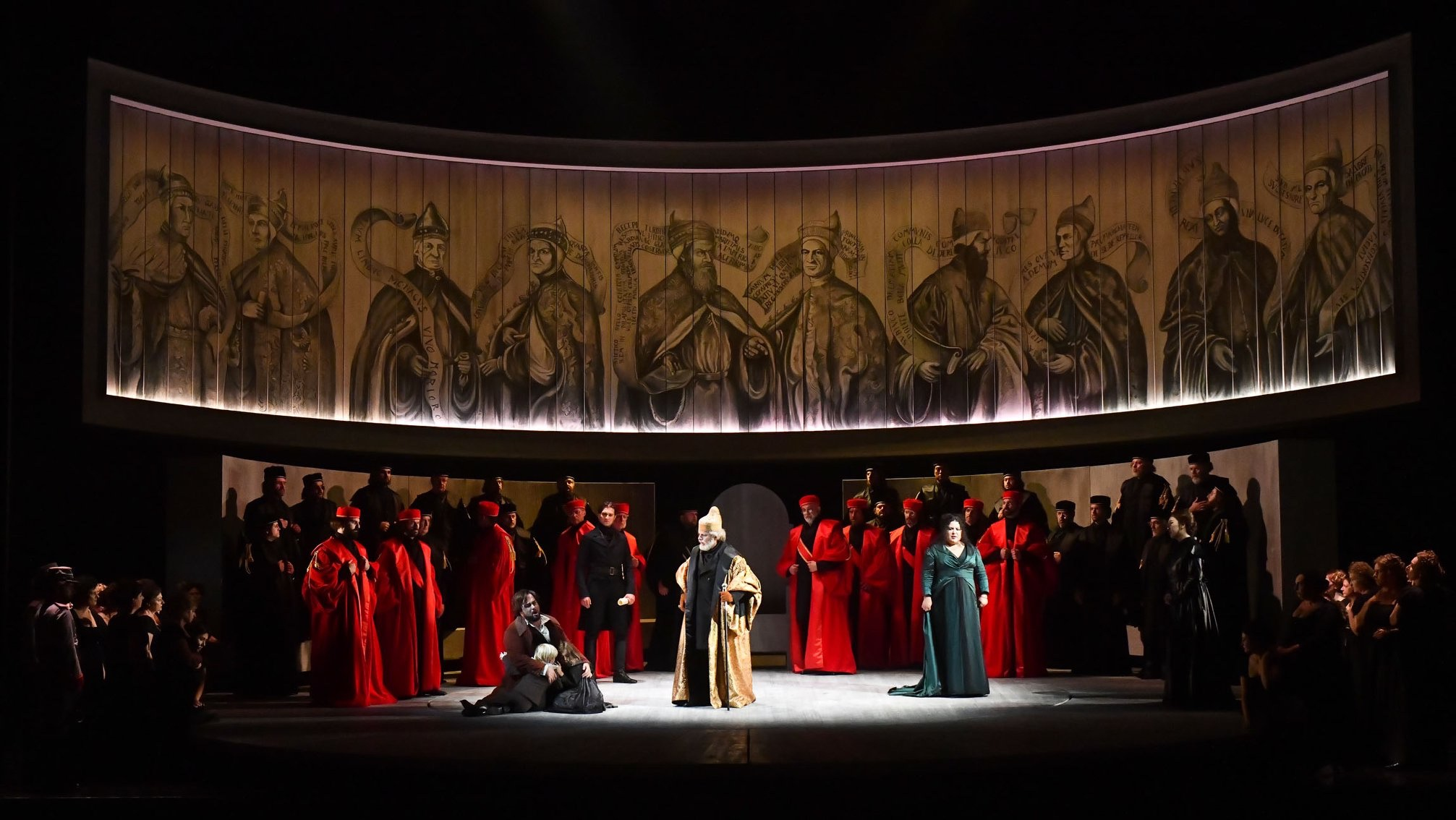 I due Foscari - Festival Verdi 2019 - Teatro Regio Parma
