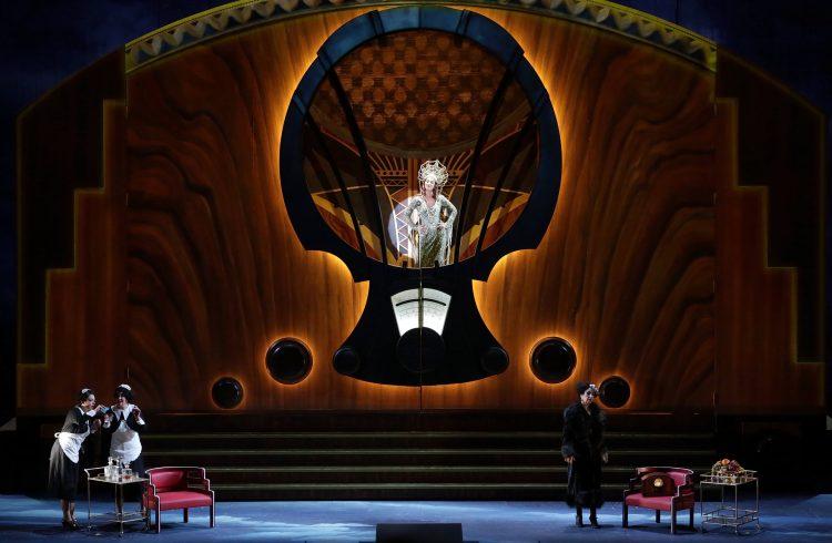 Die Ägyptische Helena di Richard Strauss - Teatro alla Scala