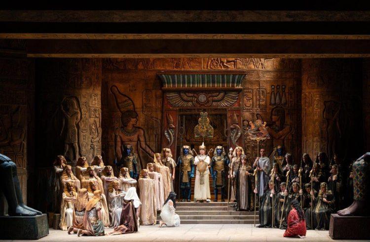 Aida di Giuseppe Verdi - Teatro Ponchielli di Cremona