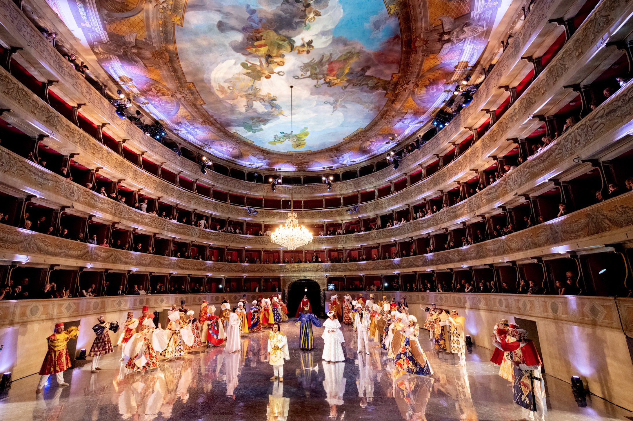 Donizetti Opera 2019 | L'Ange de Nisida