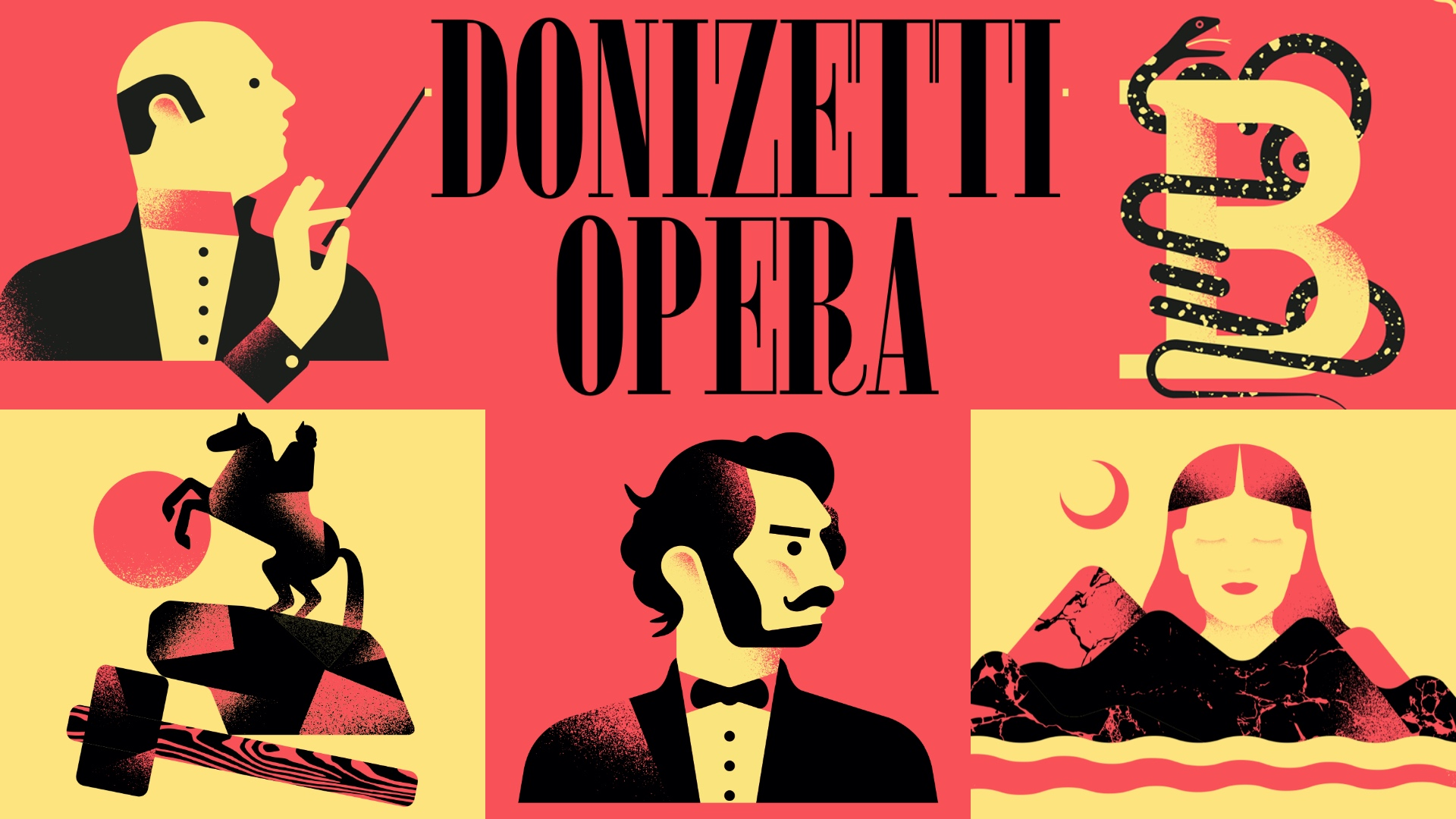 Donizetti Opera 2019 - Bergamo