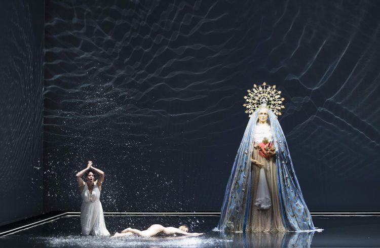 La Vestale di Spontini - Theater an der Wien di Vienna