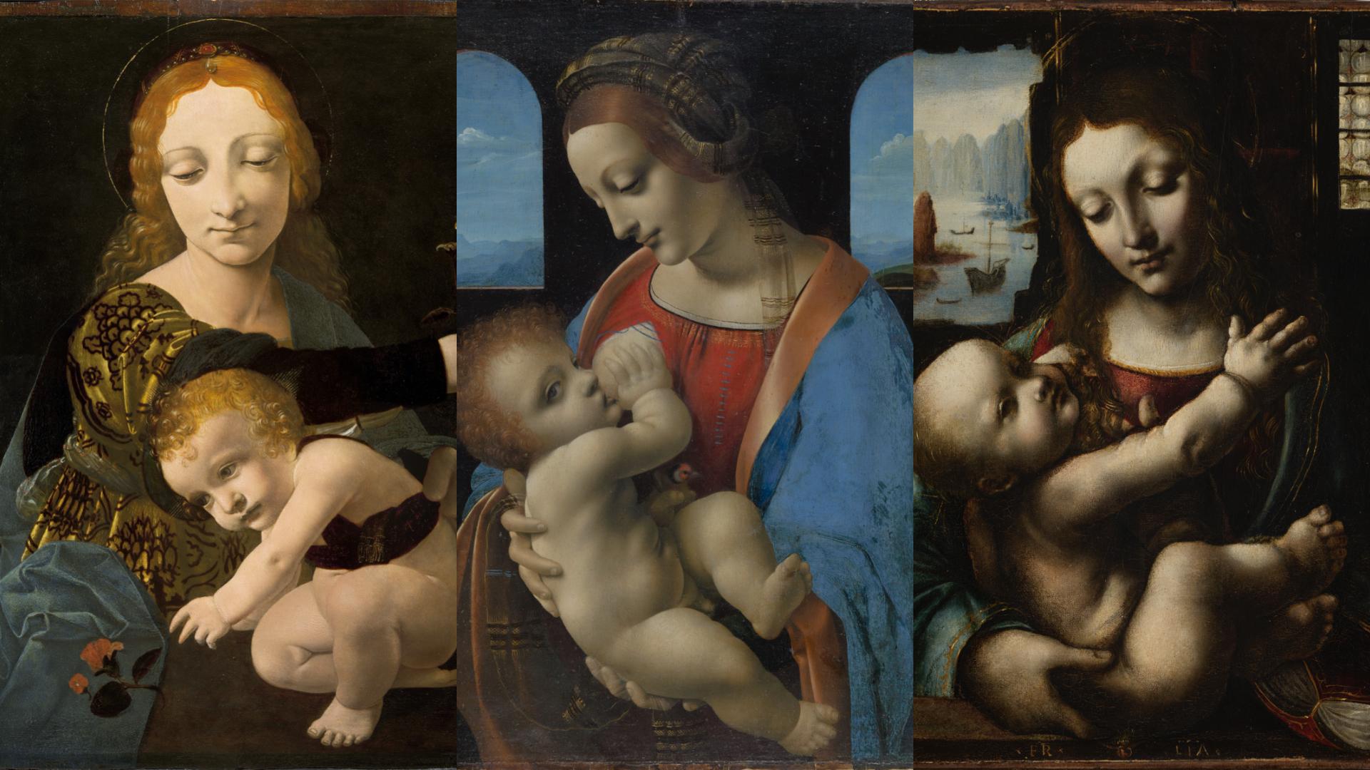 Madonna Litta - Museo Poldi Pezzoli