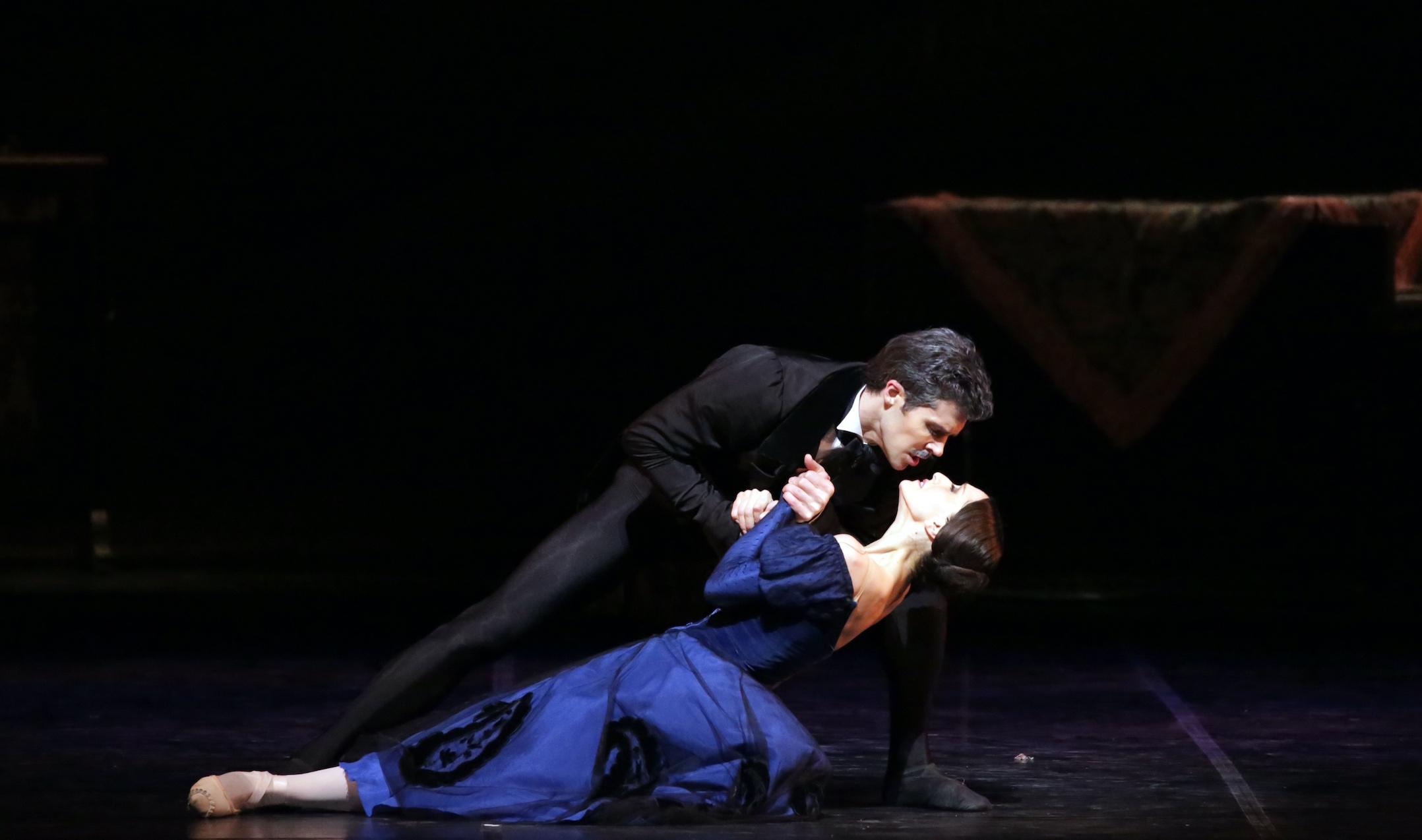 Onegin - Teatro alla Scala - Roberto Bolle