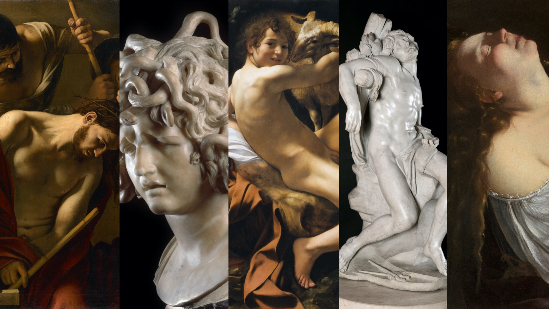 Caravaggio & Bernini a Vienna