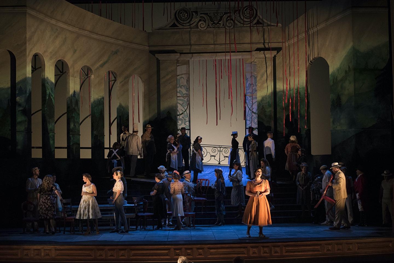La Sonnambula di Bellini - Teatro Ponchielli di Cremona