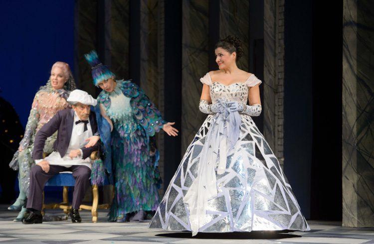 La Cenerentola di Rossini con Cecilia Bartoli - Opernhaus di Zurigo