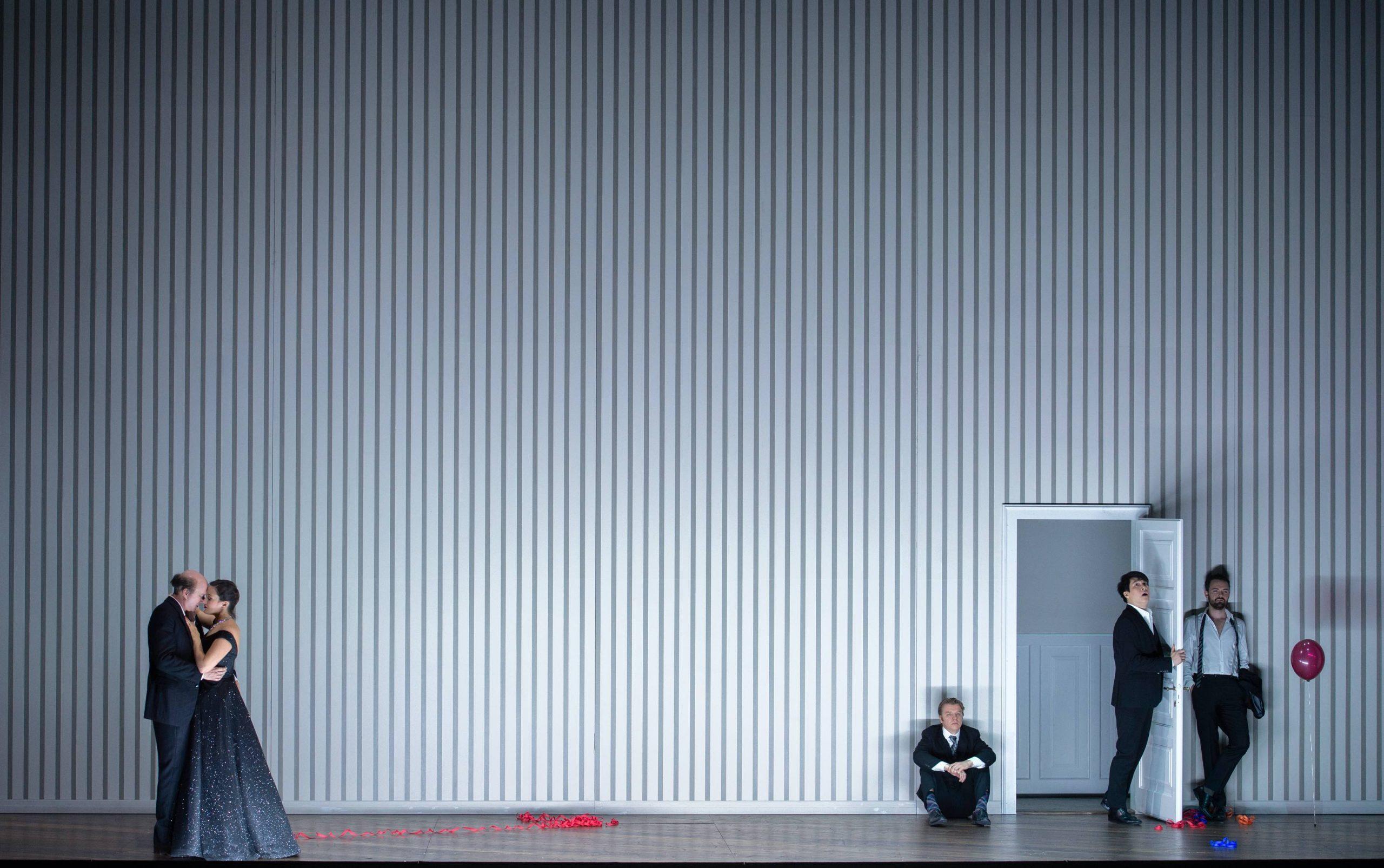 Don Pasquale di Donizetti - Opernhaus di Zurigo