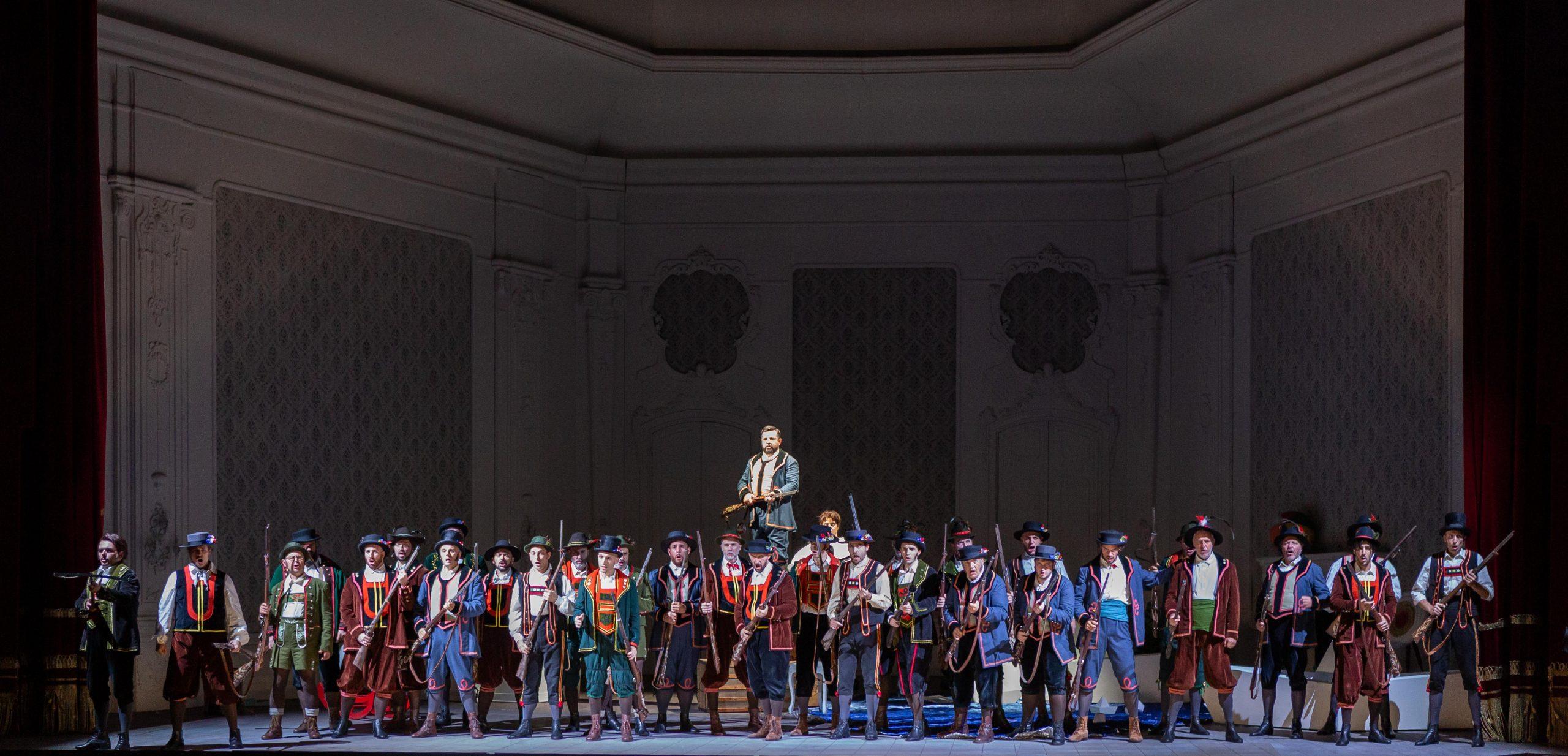 Guglielmo Tell di Rossini al Fraschini di Pavia