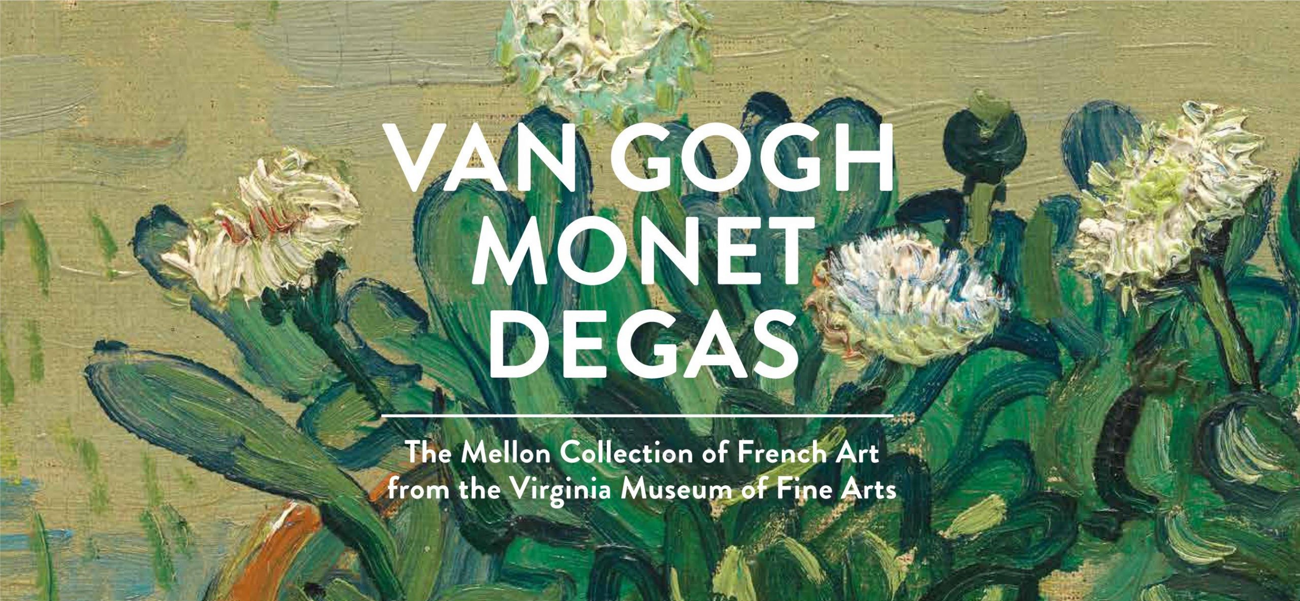 Van Gogh - Monet - Degas | The Mellon Collection a Palazzo Zabarella di Padova