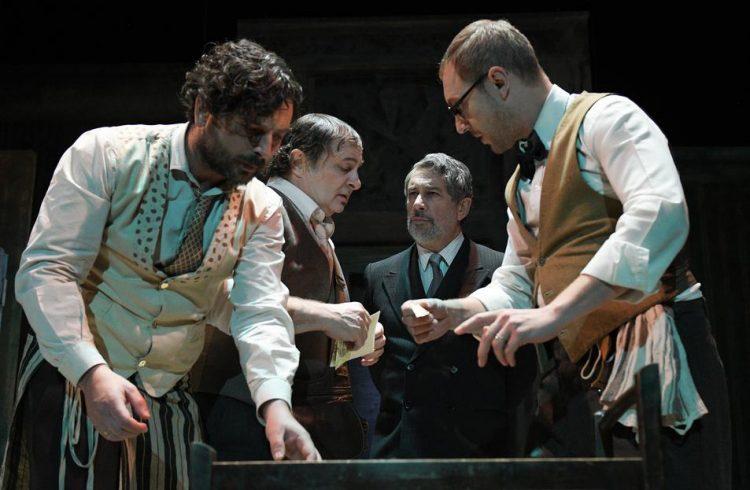 Arlecchino servitore di due padroni - Teatro Elfo Puccini