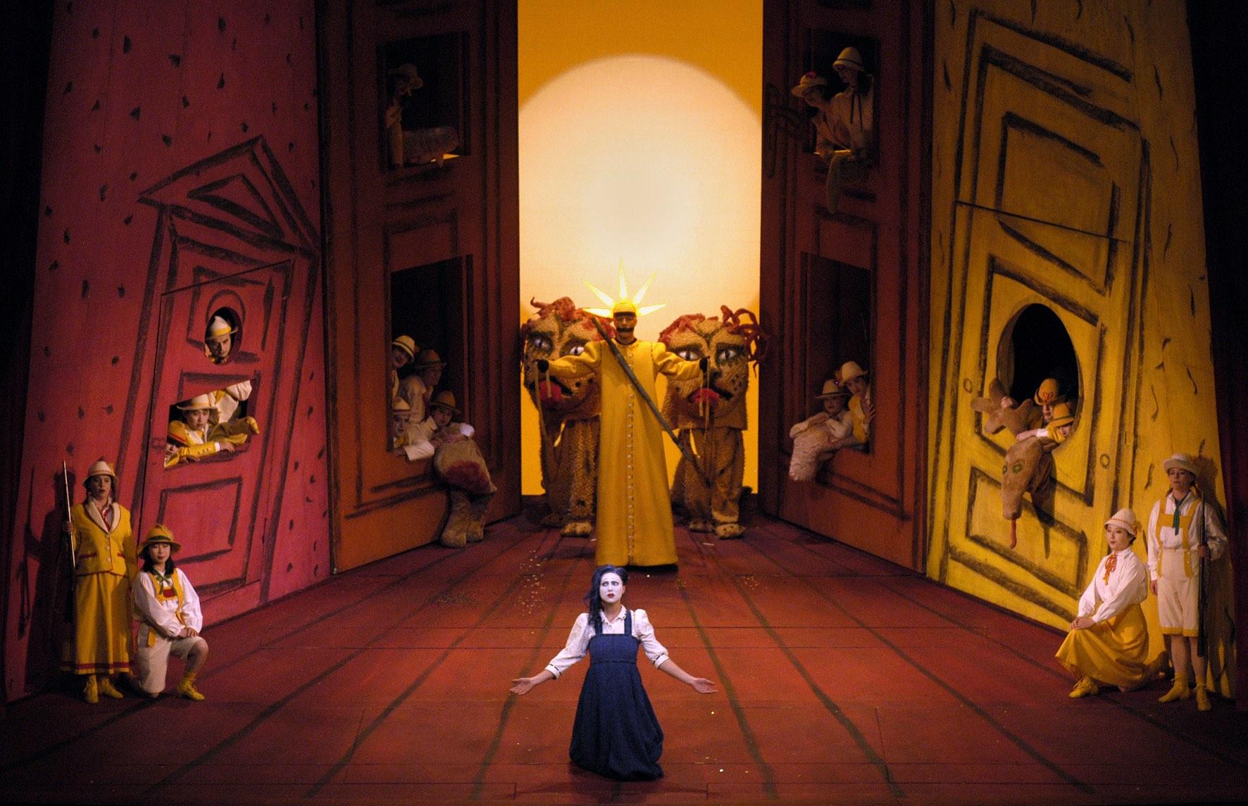 Die Zauberflöte di Mozart - Semperoper Dresda