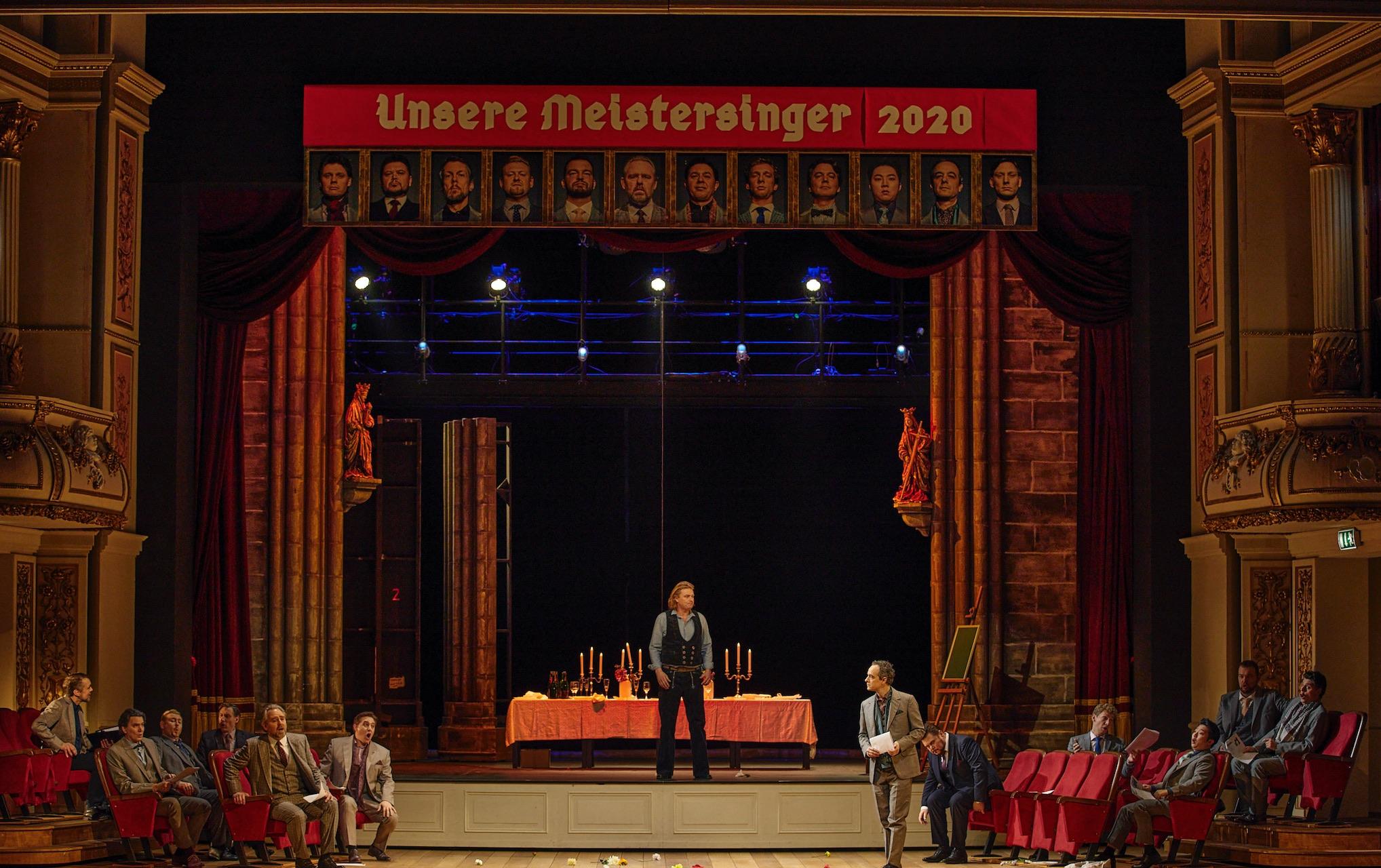 Die Meistersinger von Nürnberg - Richard Wagner | Semperoper Dresda