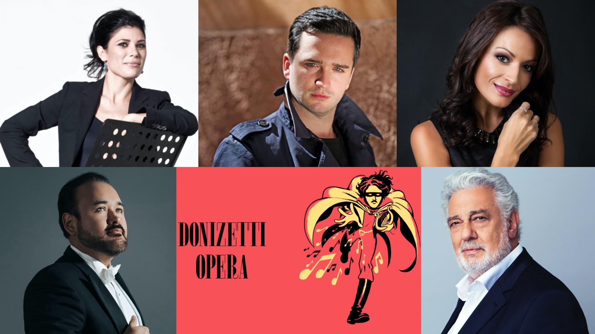 Donizetti Opera 2020 | Bergamo