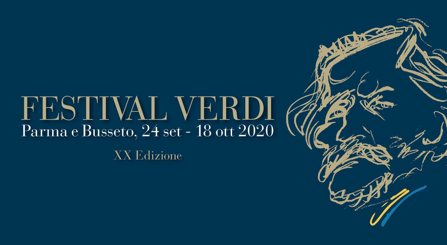 Festival Verdi 2020 - Parma e Busseto