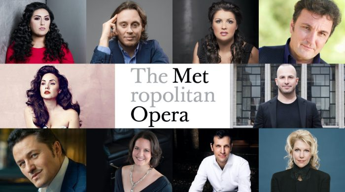 Metropolitan Opera House di New York | Stagione 20/21