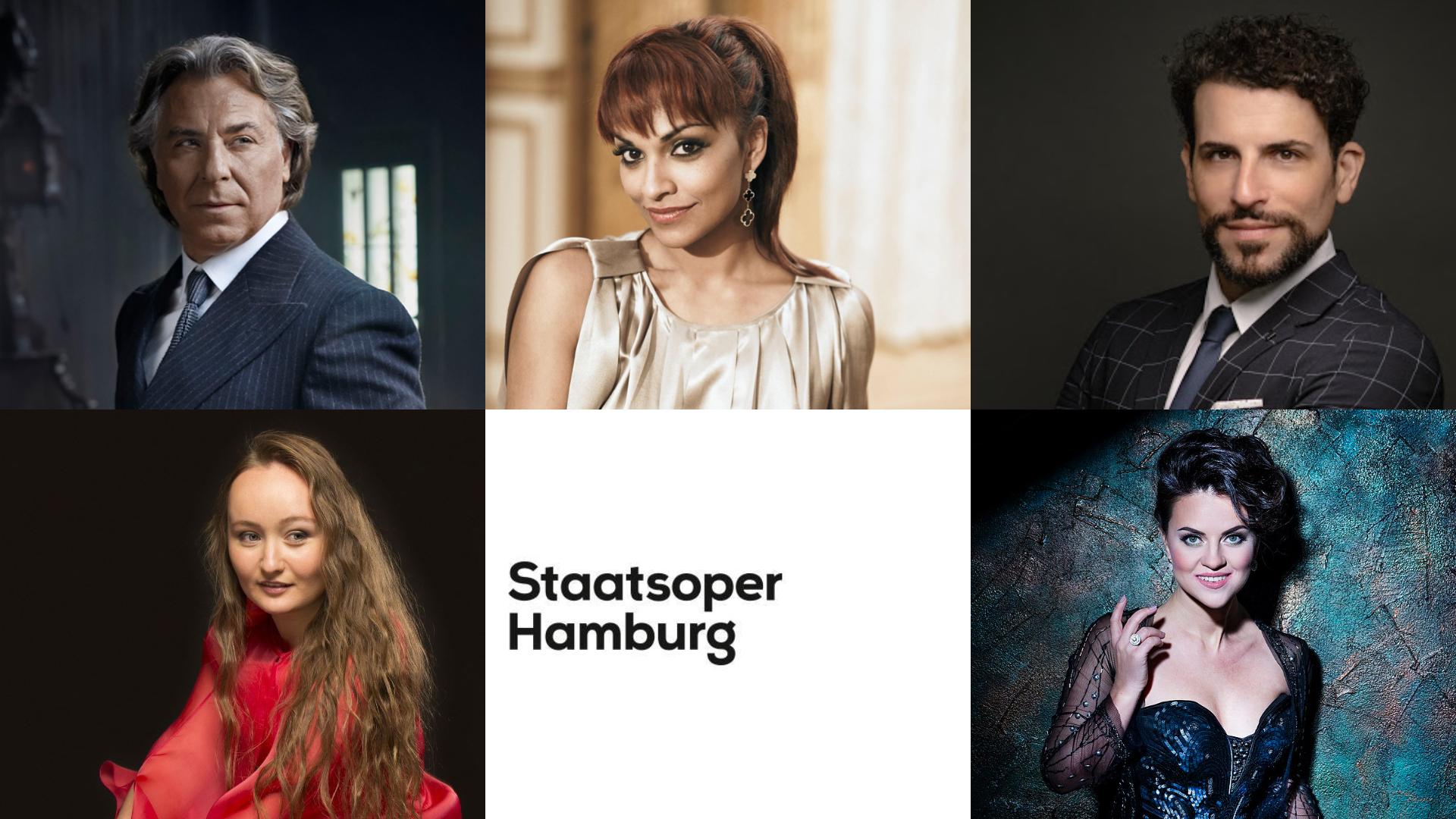 La Stagione 20/21 della Staatsoper di Amburgo