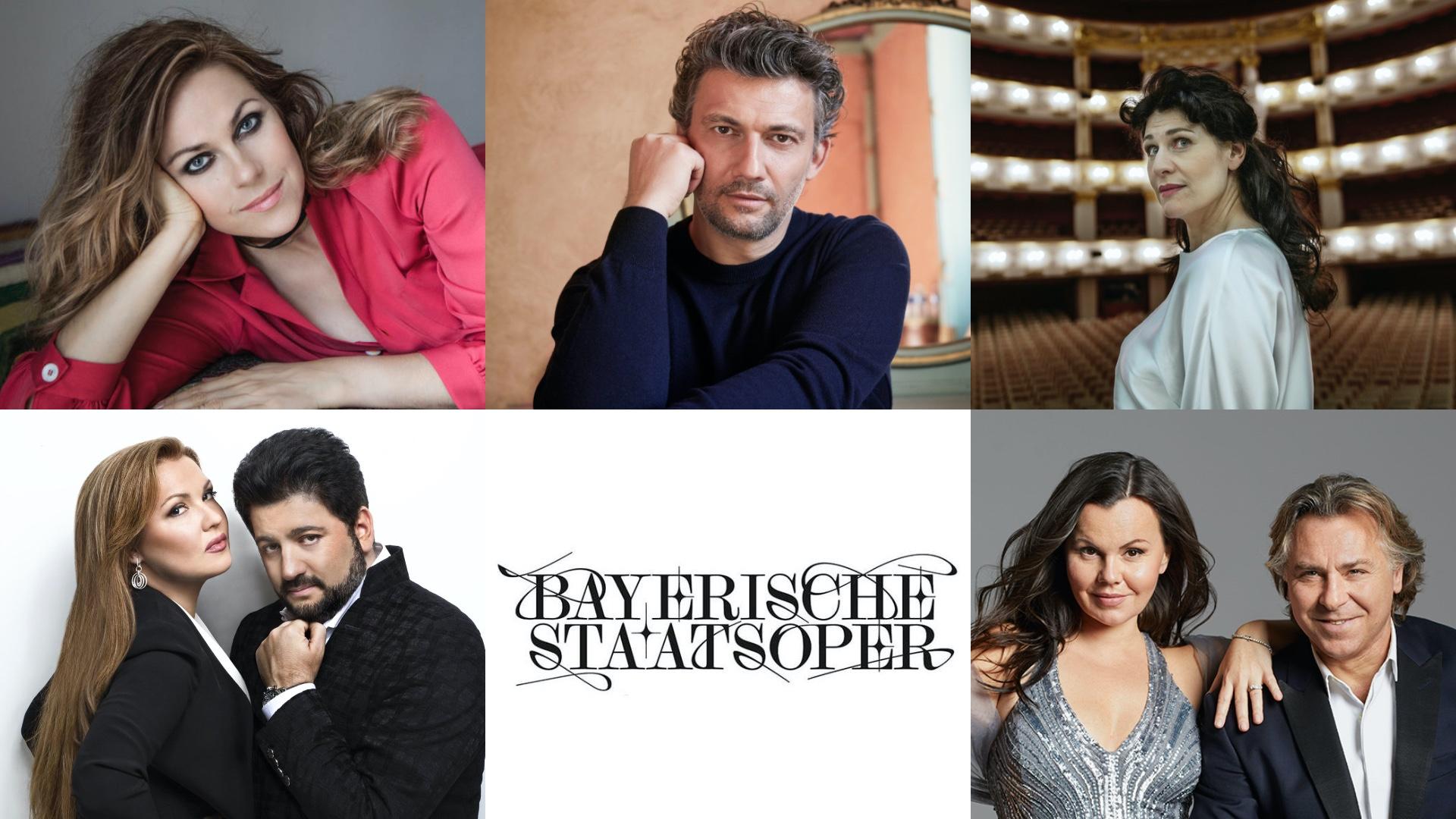 Bayerische Staatsoper | stagione 2020/2021