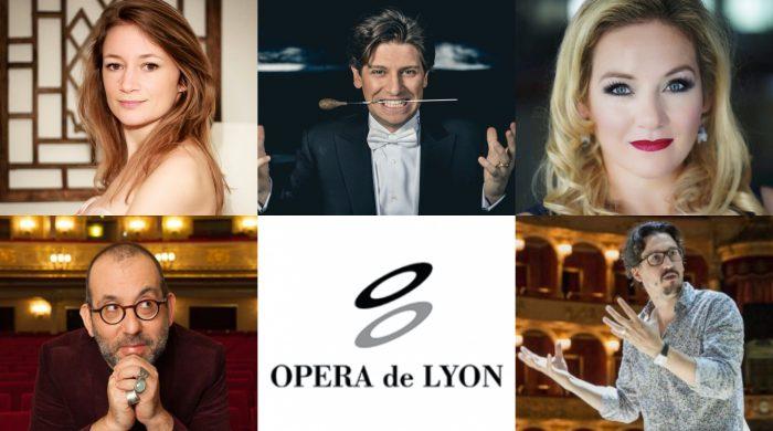 Opéra de Lyon 2020/2021