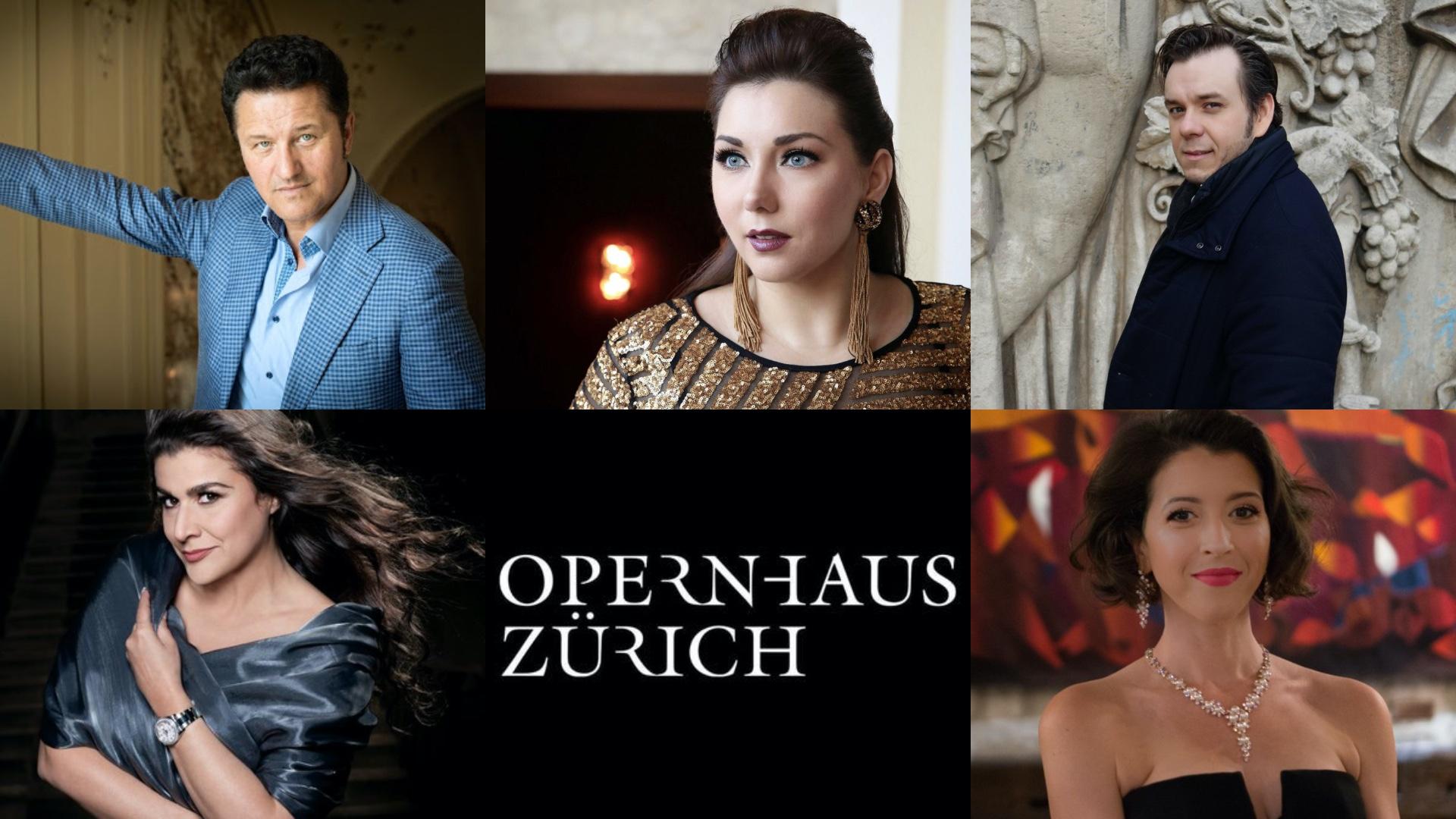 Opernhaus Zurigo | stagione 20/21