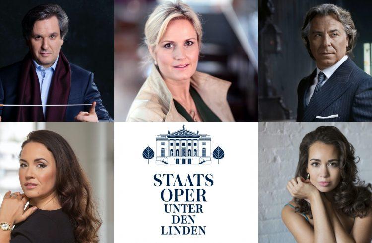 Staatsoper unter den Linden di Berlino 2020/2021