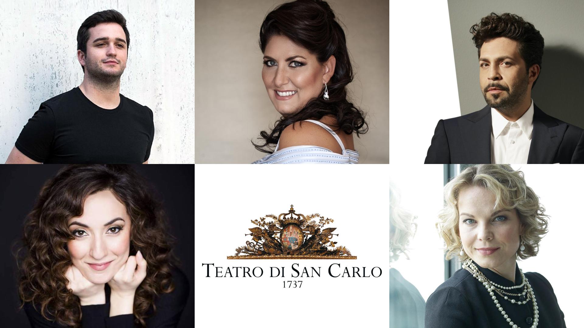 La stagione 20/21 del Teatro San Carlo di Napoli