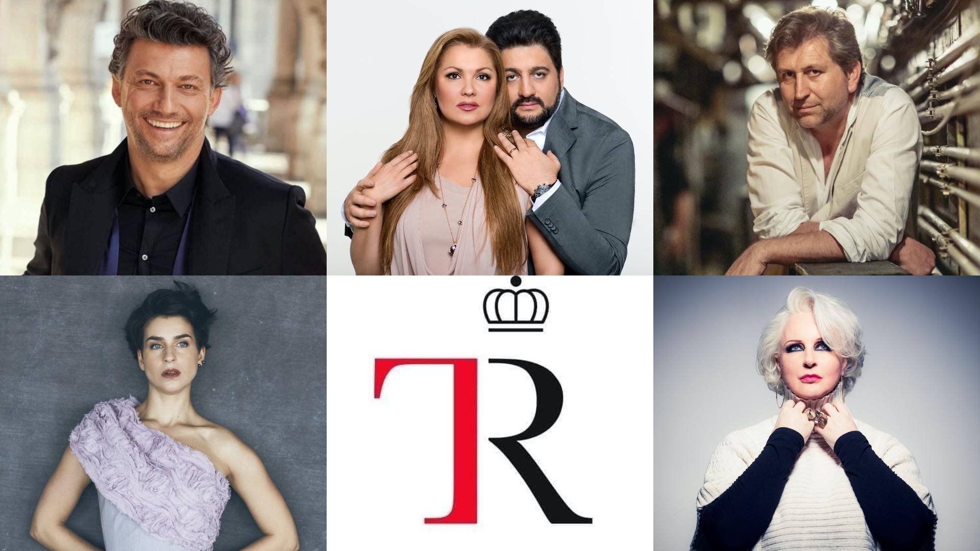 La stagione 20/21 del Teatro Real di Madrid