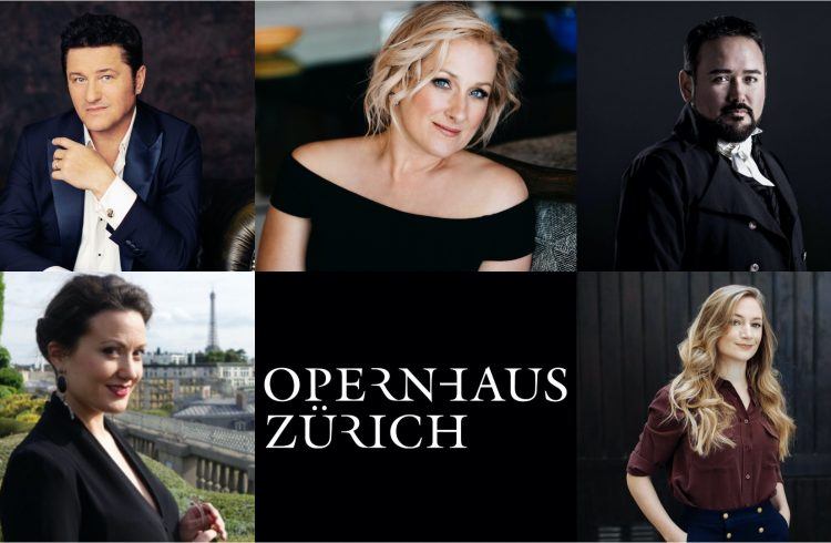 finale Opernhaus Zurich