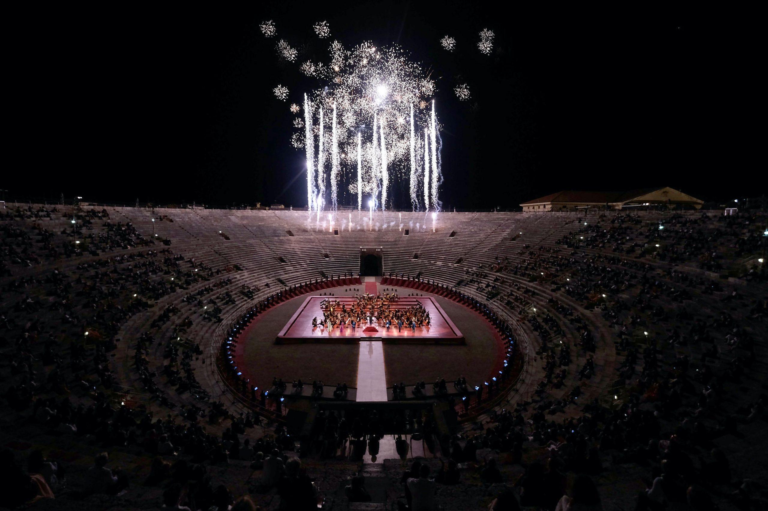 Rossini Gala - Arena di Verona