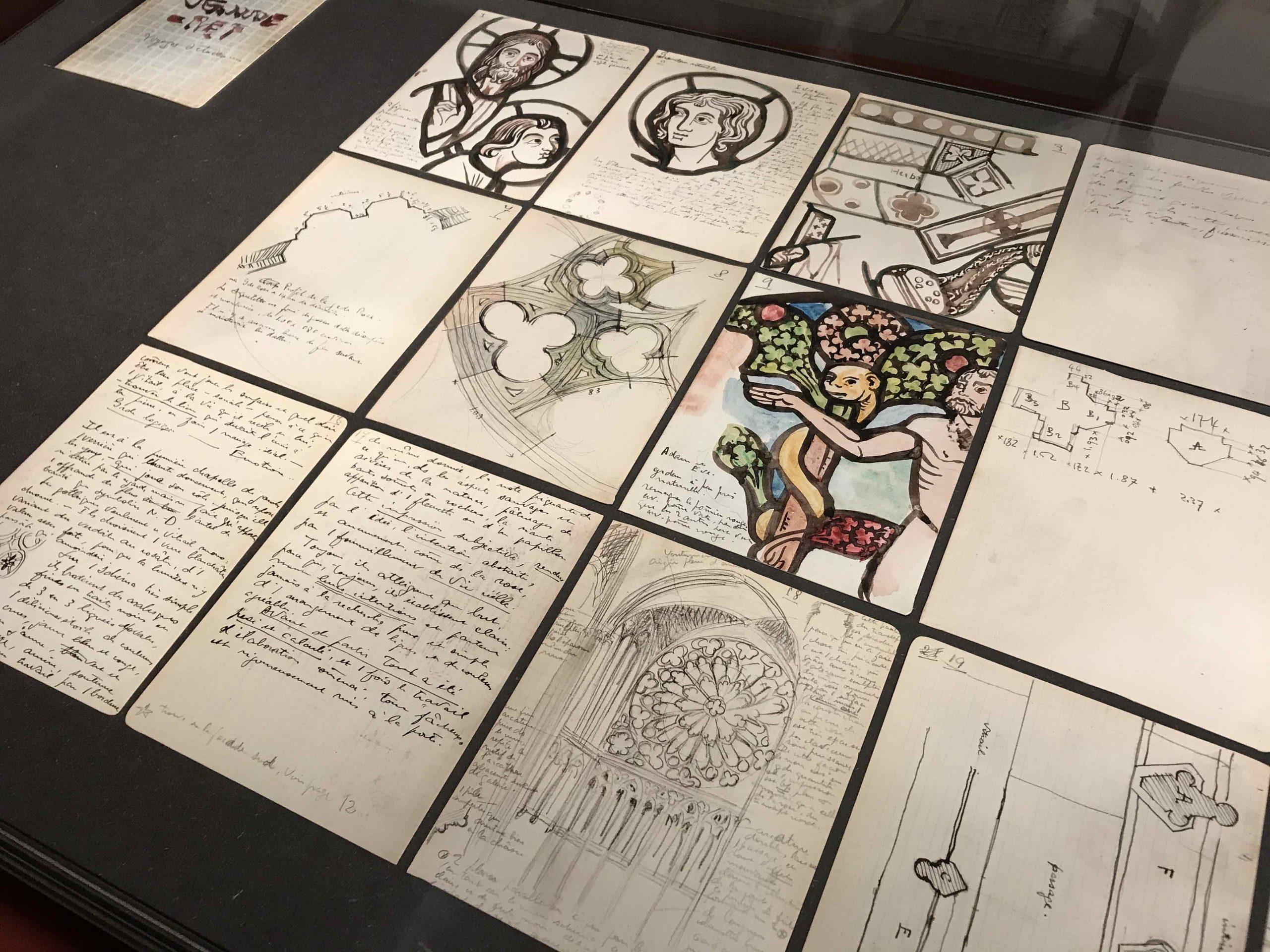 I disegni giovanili di Le Corbusier - Mendrisio