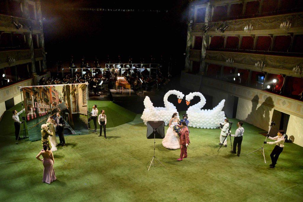 Donizetti Opera 2020 | Le nozze in villa
