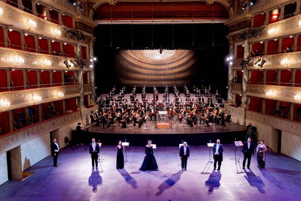 Donizetti Opera 2020 | Belisario