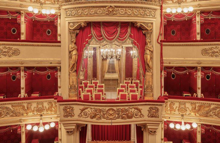 Teatro alla Scala - Ph- Giovanni Hanninen