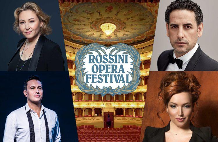 ROF 2021; Pesaro; Rossini Opera Festiva, Juan Diego Florez