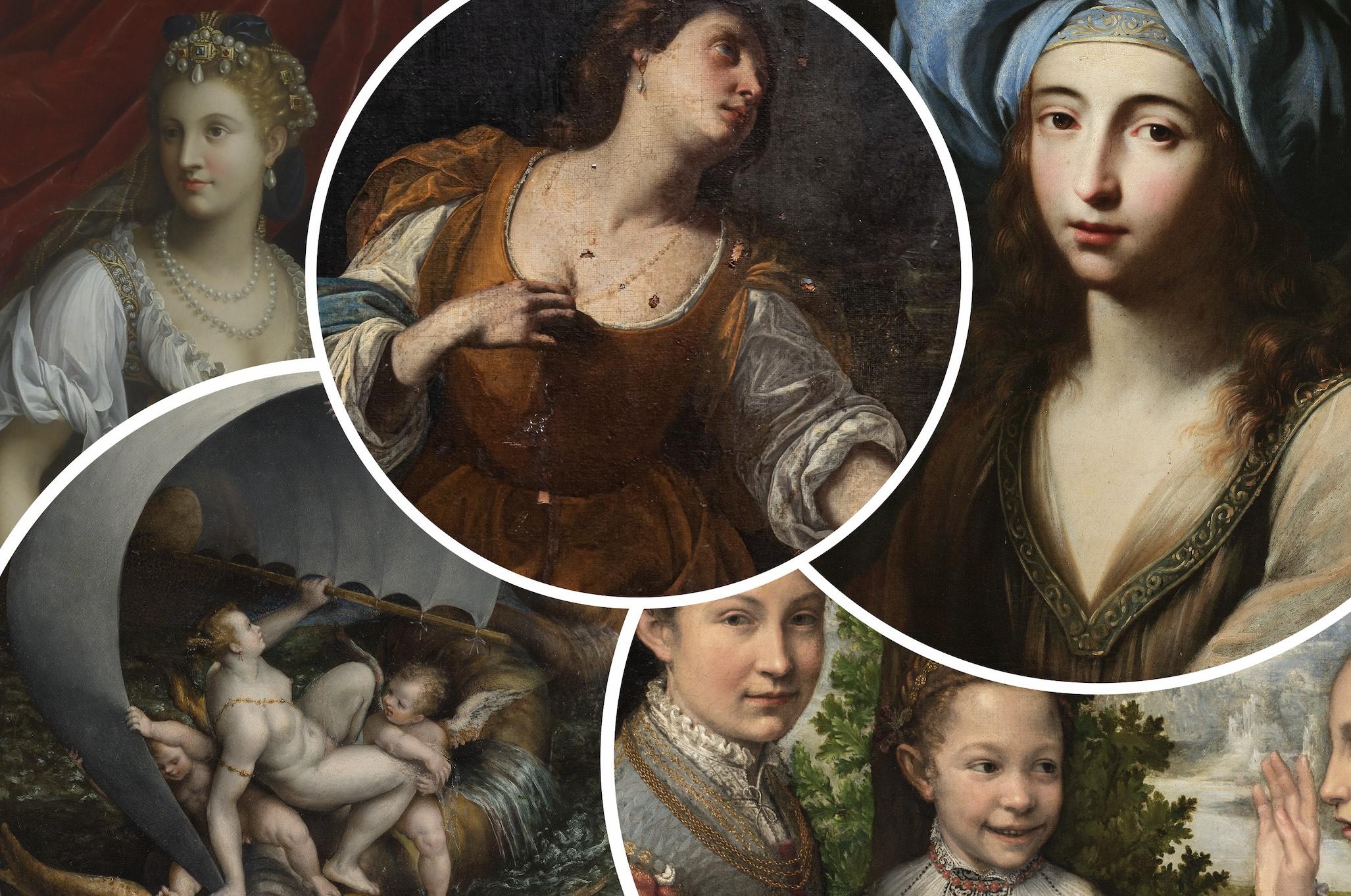 lesignoredellarte; le signore dell'arte; Milano; Palazzo Reale