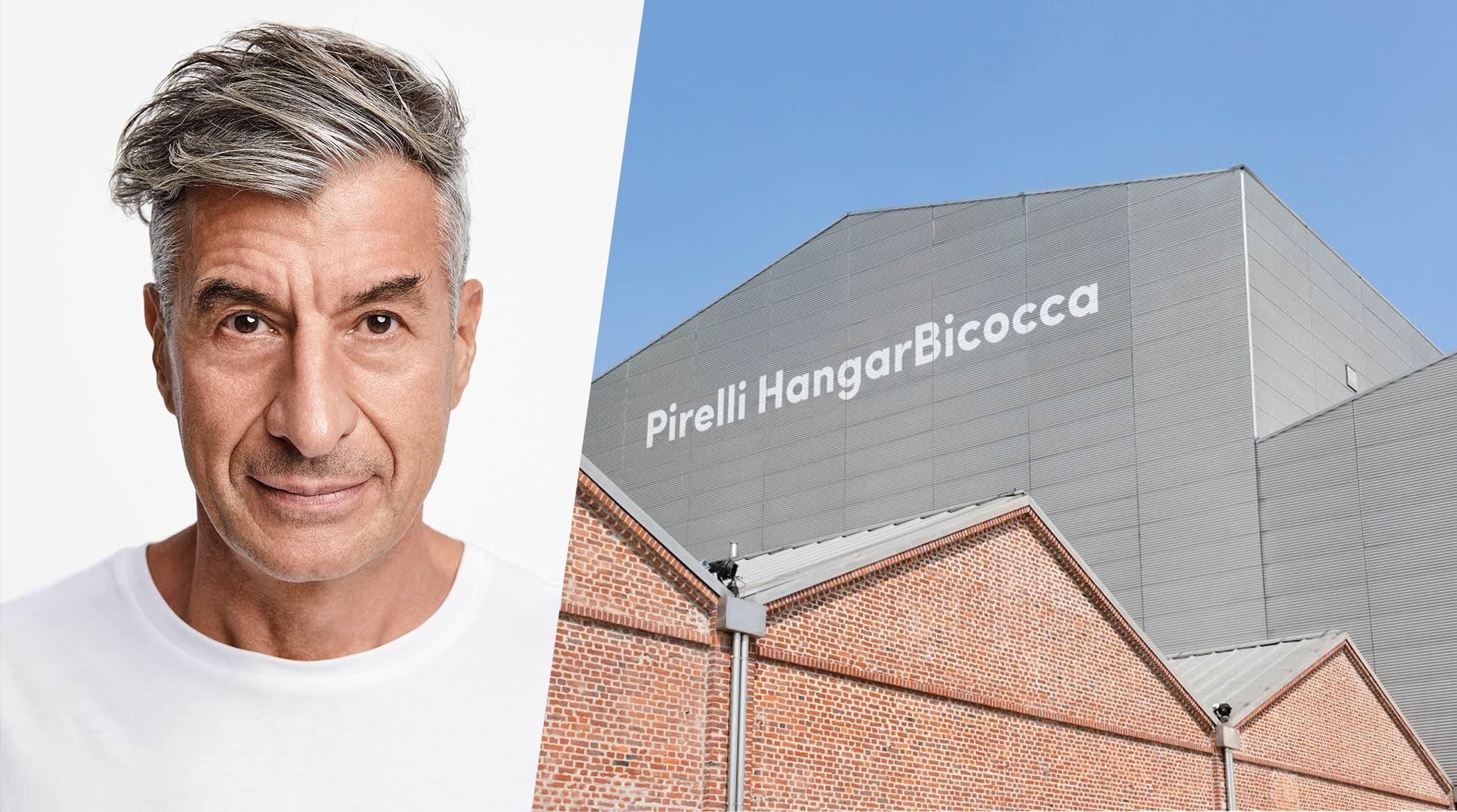 Cattelan Hangar; hangar bicocca; Milano