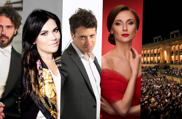 MOF2021 Macerata Opera Festival 2021; Maria Teresa Leva; Francesco Lanzillotta