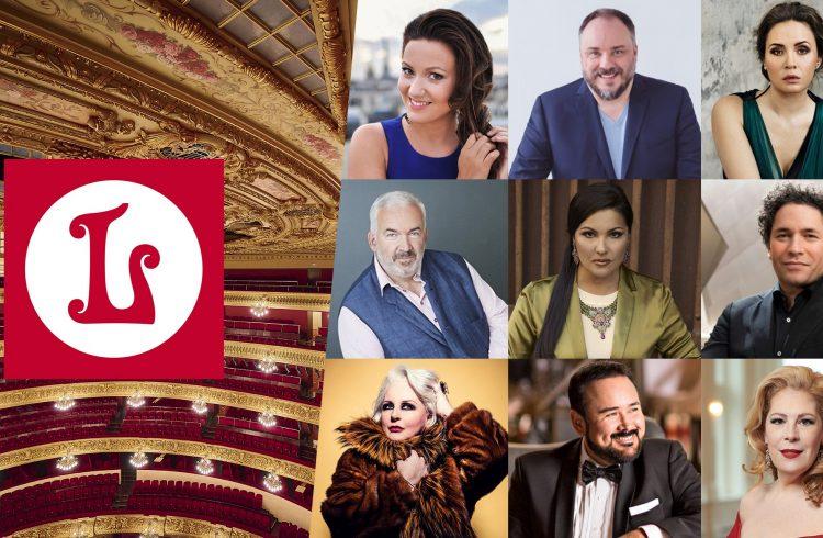 Liceu 21/22; Gran Teatre del Liceu 21/22; Anna Netrebko; Sonya Yoncheva; Javier Camarena