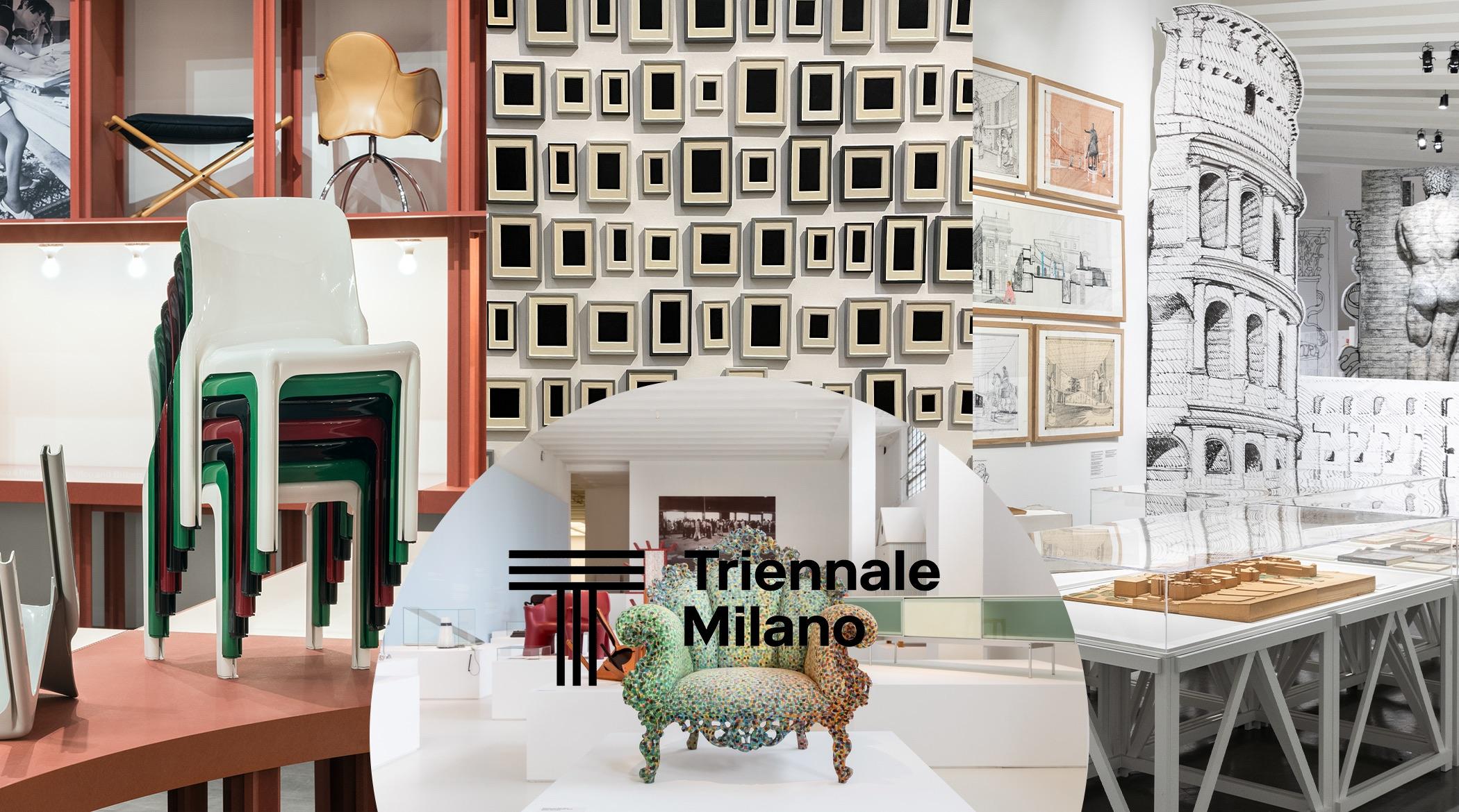 Riapertura Triennale; Milano; Mostre; Magistretti; Les Citoyens; Aymonino