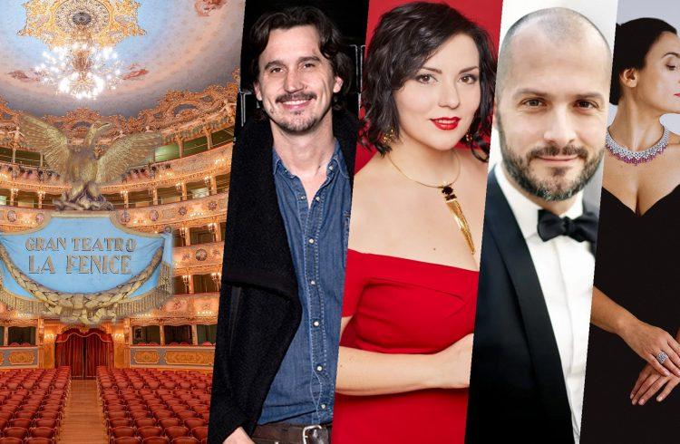 Fenice Venezia, programma, Michieletto, Teresa Iervolino, Alex Esposito, Carmela Remigio