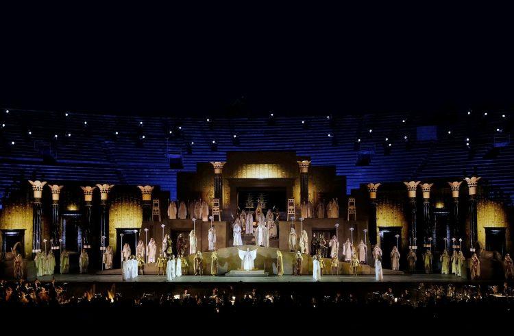 Aida; Arena di Verona; Aida Verona; Giuseppe Verdi