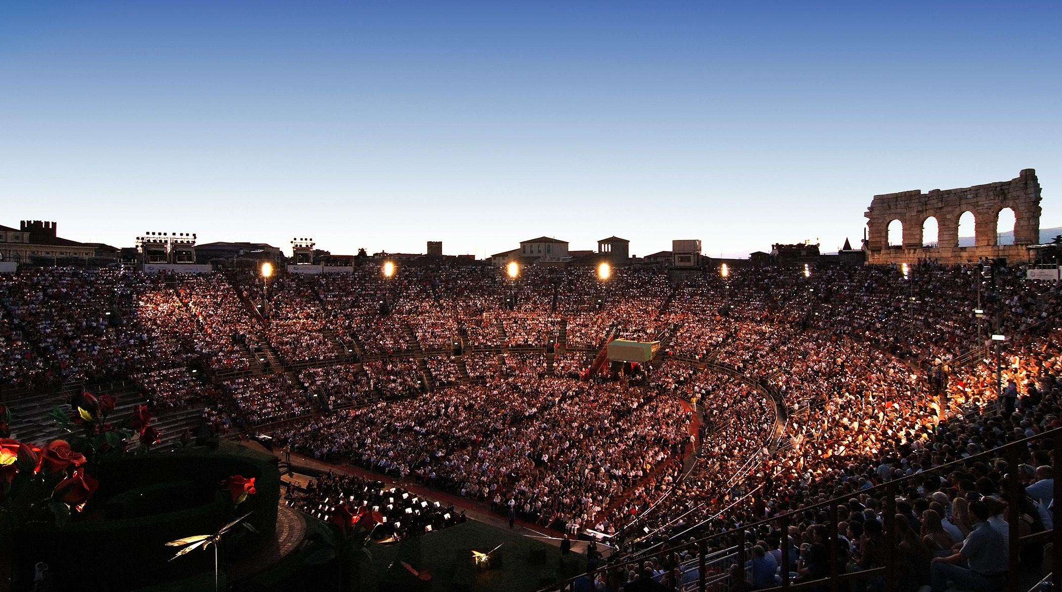 Estate Italiana all'Opera; 2021; Opera Lirica, Festival; Arena di Verona; ROF Pesaro; Opera al Circo Massimo; Estate al Bibiena Bologna; Maggio Musicale Fiorentino; Regione Lirica; Teatro San Carlo Napoli; Regio Opera Festival