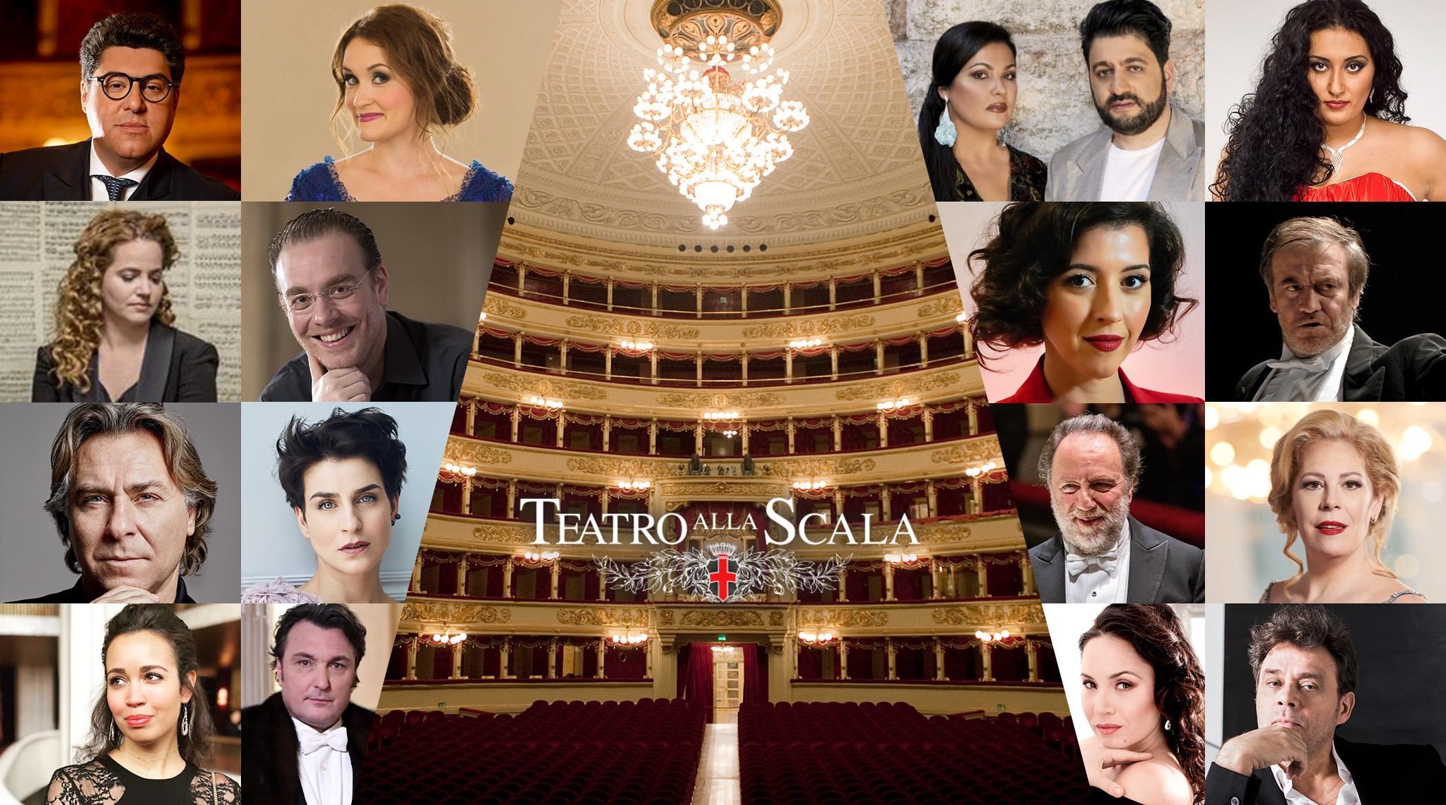 La stagione 21/22 del Teatro alla Scala; Scala 2122; Anna Netrebko; Sonya Yoncheva; Nadine Sierra; Lisette Oropesa; Sondra Radvanovsky; Speranza Scappucci; Asmik Grigorian