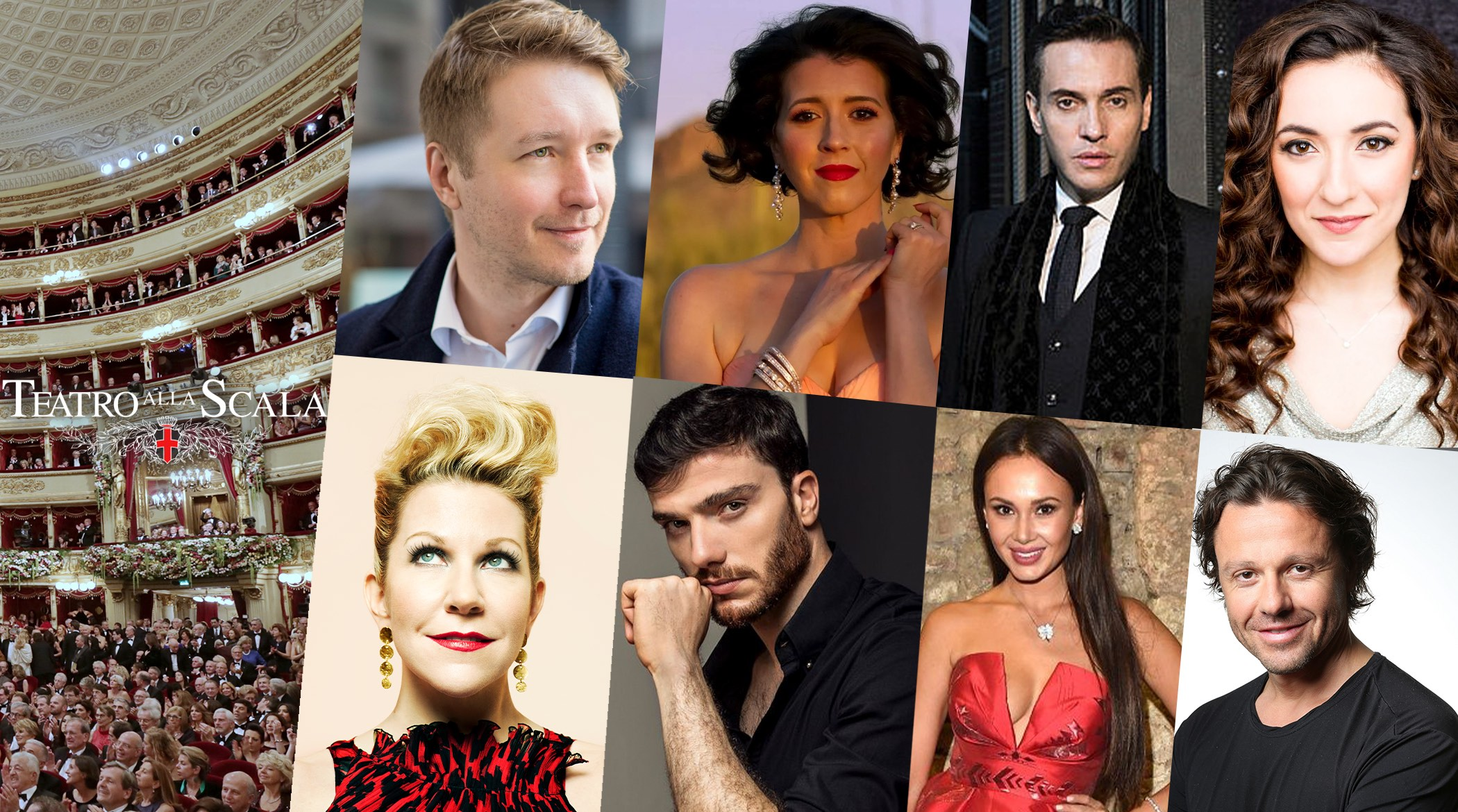 Autunno 21 del Teatro alla Scala; Milano; Opera; Teatro; Joyce DiDonato; Maxim Mironov; Lisette Oropesa; Rosa Feola; Aida Garifullina; Mattia Olivieri; Erwin Schrott; Markus Werba